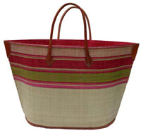 Bato large beach basket
